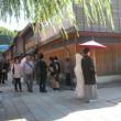 従弟結婚式 in 金沢