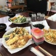 実家 茹でたてうどん&揚げたて天ぷら
