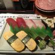 廻らないお寿司・・・