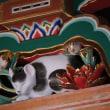 ぶらり旅・日光東照宮⑦眠り猫(栃木県日光市)