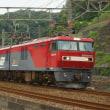 2017年9月20日 東海道貨物線 東戸塚 EH500-51 2079レ