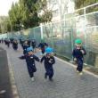 みどり・すみれ 4歳児 散歩☆