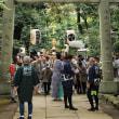 9/16 氷川神社例大祭:2(熊野から東京赤坂へ)