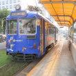 高知市の路面電車を調査しました。