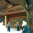 9月10日靖国神社古武術奉納演武会