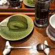 堂島お抹茶ロールでまったり「カフェソラーレツムギ」