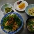 8月 シニア男性料理クラブ