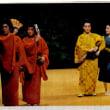 沖縄芸能界で「舞台で際立つ二枚目」は、小渡和道さんです。来年3月宮城美能瑠さんの「もどろみゆ華の命」に主演!