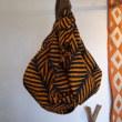 ● 最後の納品より / どこでもバッグ アフリカンバティック.ver