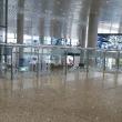 広州空港は空いていました