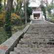 坂(階段)を歩く(1)・生石神社の階