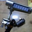 中古テトラ小型水槽用LEDライト