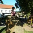 3歳、6歳、12歳&母 初サイクリング