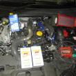 RENALUT  Lutecia/Clio 4車検のお手伝い。