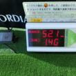 ゴルフ練習12月9日編
