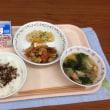 チキンチキンごぼう  給食試食会  12月1日