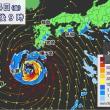 台風5号は来る