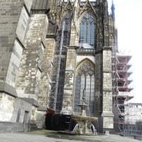 ドイツ「ケルン大聖堂(Kölner Dom)」の南側ファサードに!