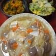 豆腐と野菜のあんかけ