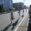 菊川市シティーマラソン大会風景!