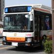 名阪近鉄バスの新型エルガミオ