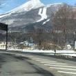 昨日の磐梯山
