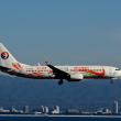 関空乗入れ便  週 60便は  中国東方航空がNo.1 だ