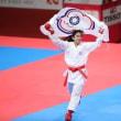 空手女子50キロ級組手、谷筱霜が金 男子組手は銅2個 アジア大会/台湾
