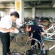 徳島県下高校通学用自転車整備・点検