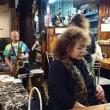 富士見台の居酒屋「流」で今日お誕生日を祝う会をやります