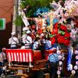 盛岡秋祭り