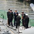 乗艦〜平成三十年度 練習艦隊 体験航海