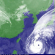 衆議院選挙と台風21号