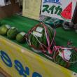 大玉スイカは最後の一個の収穫・出荷となりました