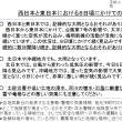 小野寺五典「赤坂自民亭」:大雨対応の問題ではなく、「国民の生命財産」に敏感に反応する意識・想像力の問題
