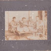 祖父庄冶郎の写真を見つけました