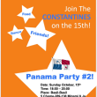 パナマパーティ