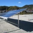 太陽光発電の下地