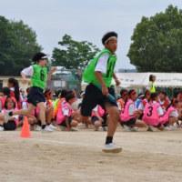 2018 伴中体育祭