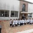 年少組☆教会で神様のおはなし