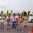 平成30年  上郷町交通安全パレード  および  交通事故撲滅運動