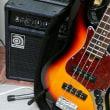 Compact Bassで基礎練習!!