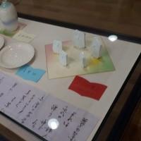 生涯学習センター(流山エルズ) 紫焔窯生徒作品展に行って来ました