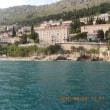 旧ユーゴスラビア4カ国の旅<モンテネグロのコトルからクロアチアのドブロヴニクに戻る>