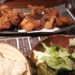 昼間っから唐揚げ食べ放題!桜橋「乾坤一擲」。