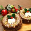 横浜 かもめパン 🎄クリスマスリース🎄毎年人気のシフォンケーキです❤