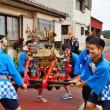 神輿でお祝い (浜島町)