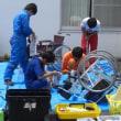 KWR車椅子修理屋、被災地で活動