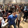 米国イスラエル大使館 エルサレムに移転 死者58人へ!!