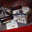 ◆Greco EGF-1200のコンデンサ交換
